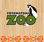 Potawatomi Zoo Logo