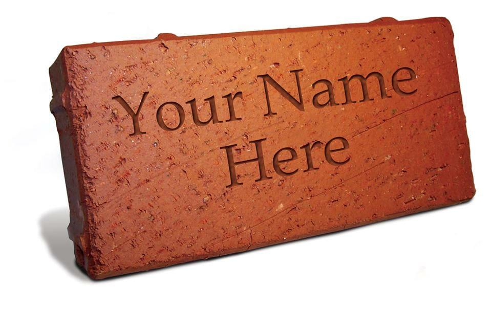 Commemorative Brick