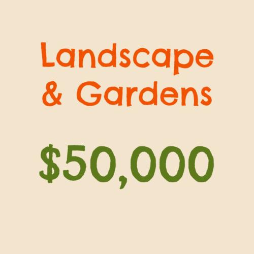 Landscape & Gardens