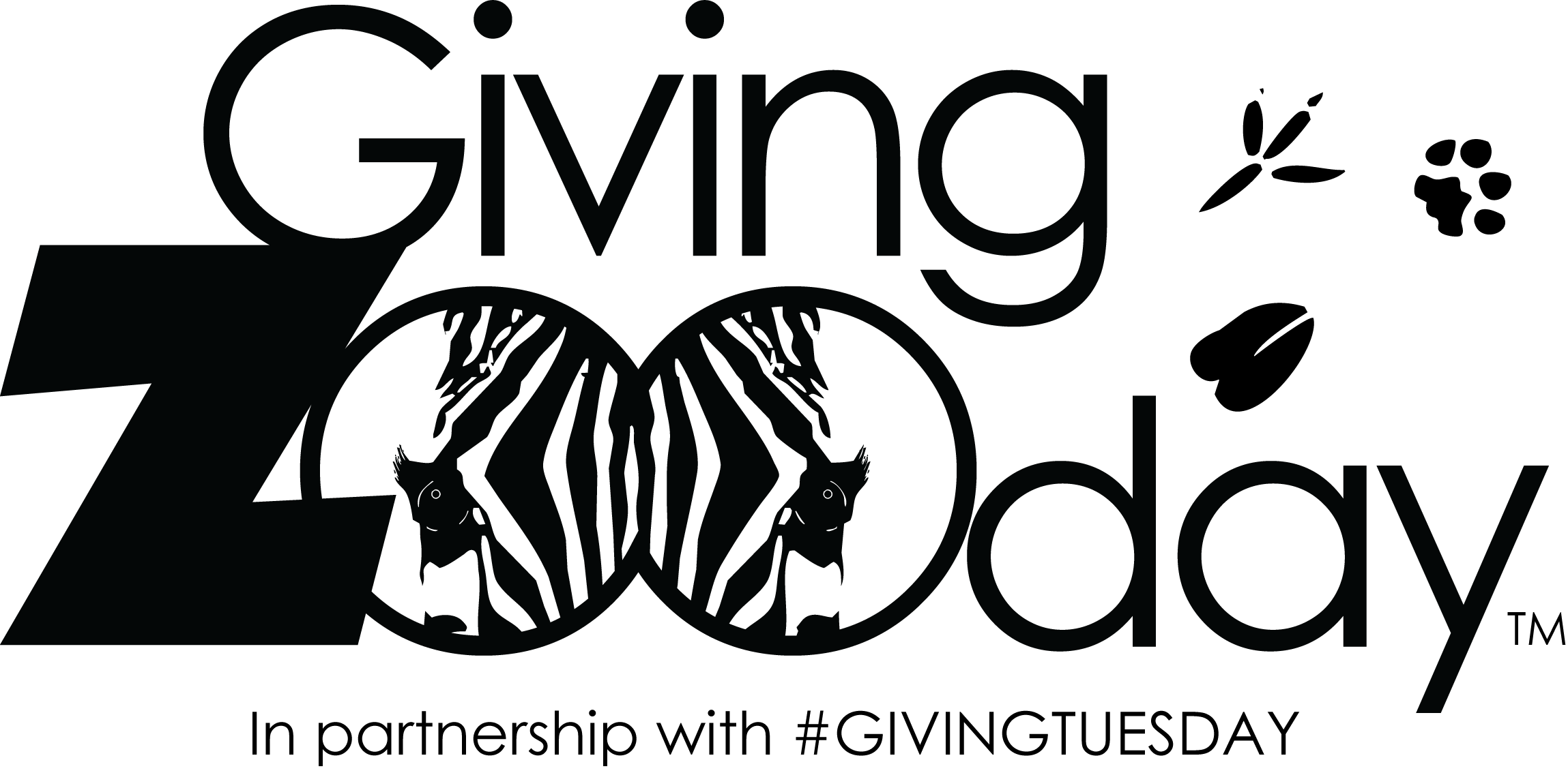 #GivingZOOday logo