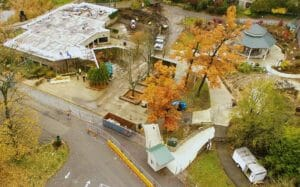 Aerial View of Zoo 10-31-2018